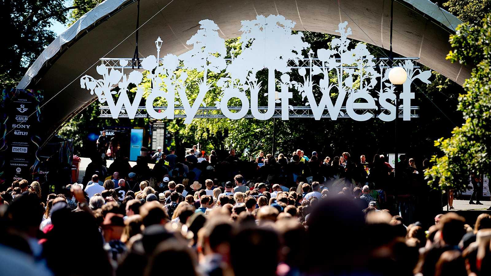 Way out west har i år arrangerats i 12 år.