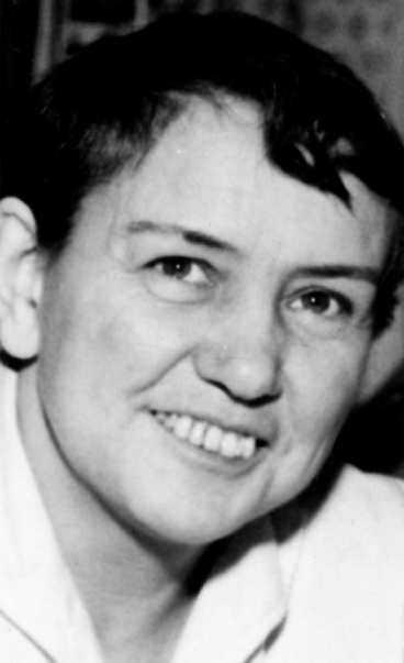 Eva Alexanderson, 1964.