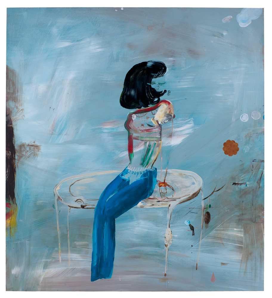 """""""Fröken Regnbåge"""", 2009."""