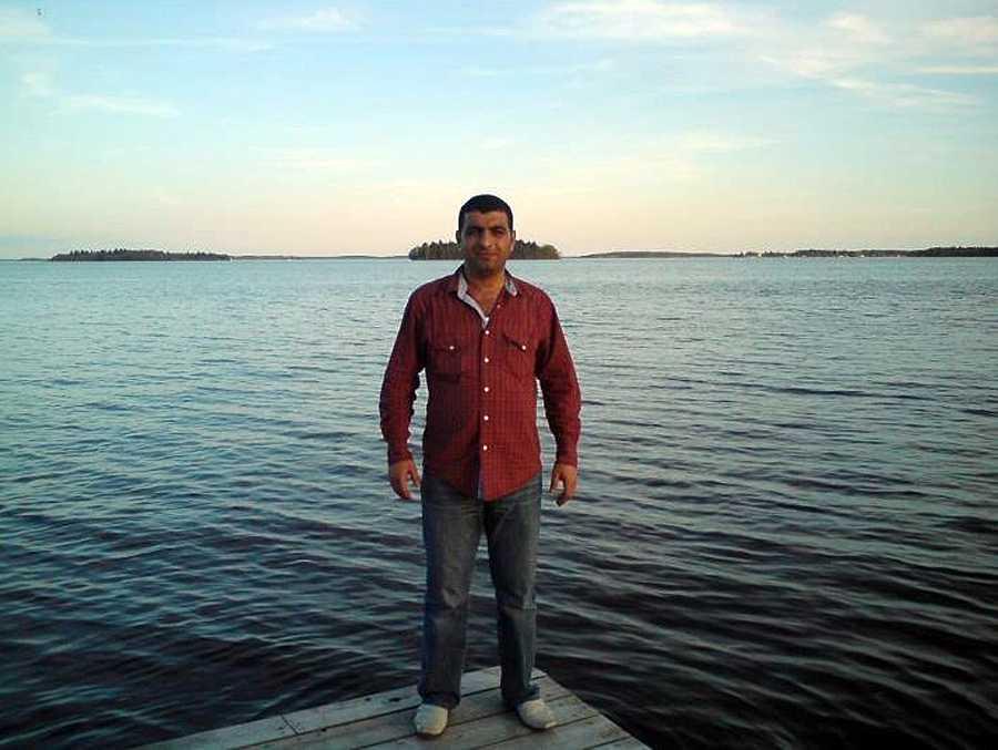 Fares Mahmud utvisades trots protester till Syrien.