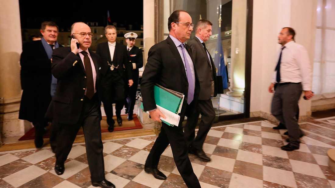 """Gripande. Avskalade """"13 november. Terrorattackerna i Paris"""" imponerar."""