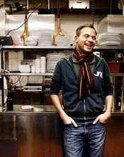 Fredrik Wachtmeister har startat restaurang Dront i Tidsfördrifs gamla lokaler.