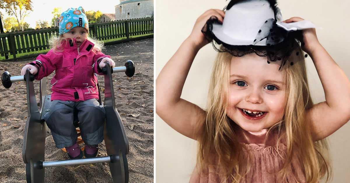 Rapporten: Esmeralda, 3 år, hade kunnat överleva