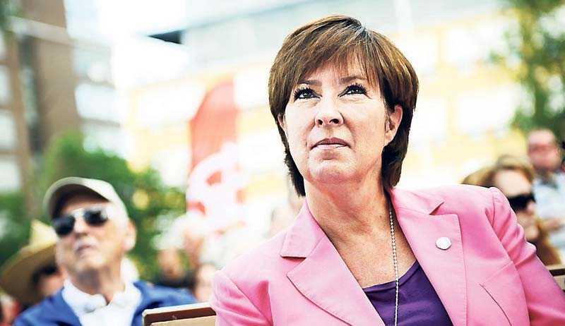 Mona Sahlin kräver att regeringen tar ansvar.