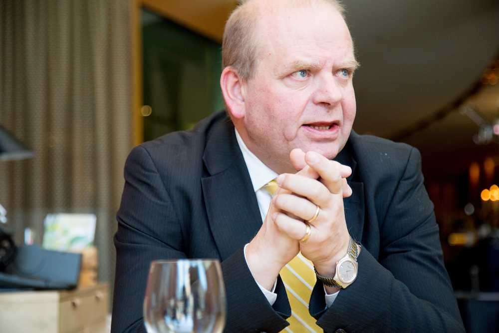 Landsbygdsminister Eskil Erlandsson.