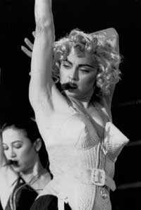 Madonna, 1990.