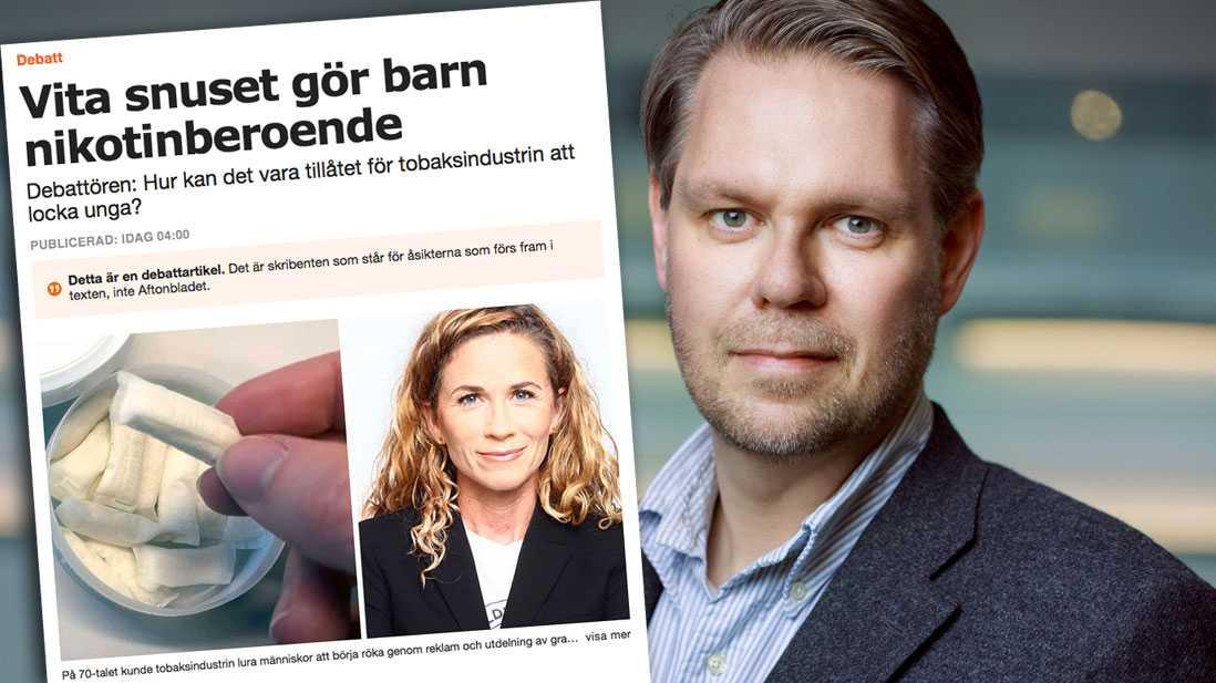 Även om det inte är A non smoking generations avsikt, blir konsekvensen av att likställa rökfria nikotinprodukter med cigaretter att rökares incitament att sluta röka minskar. Korrekt statistik räddar liv, skriver Patrik Strömer, Svenska Snustillverkarföreningen.
