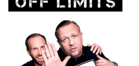"""Jakob Öqvist och Jonas Nilsson har podden """"Off limits""""."""