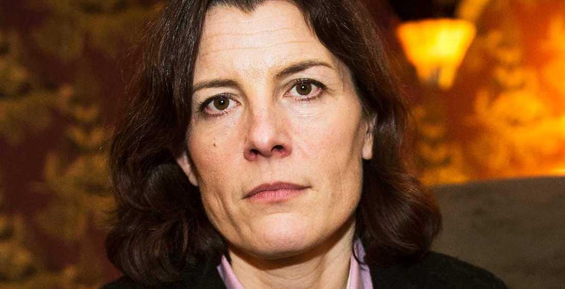 Karin Enström (M).