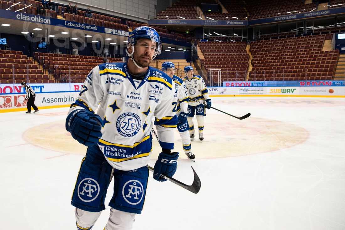 Marek Hrivik stannar i Leksand.