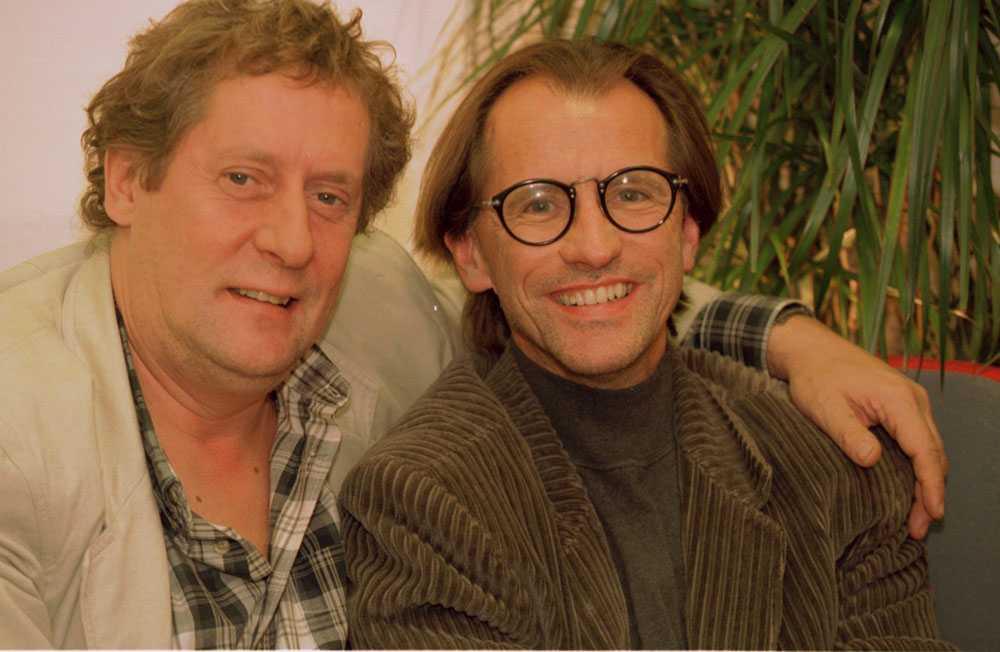 1994 Brandeby tillsammans med Hans Wiktorsson.