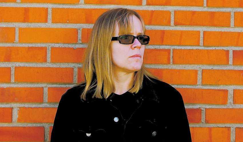 Författaren Lotta Lotass (född 1964) tar plats i Svenska akademiens stol nummer 1 den 20 december i år.