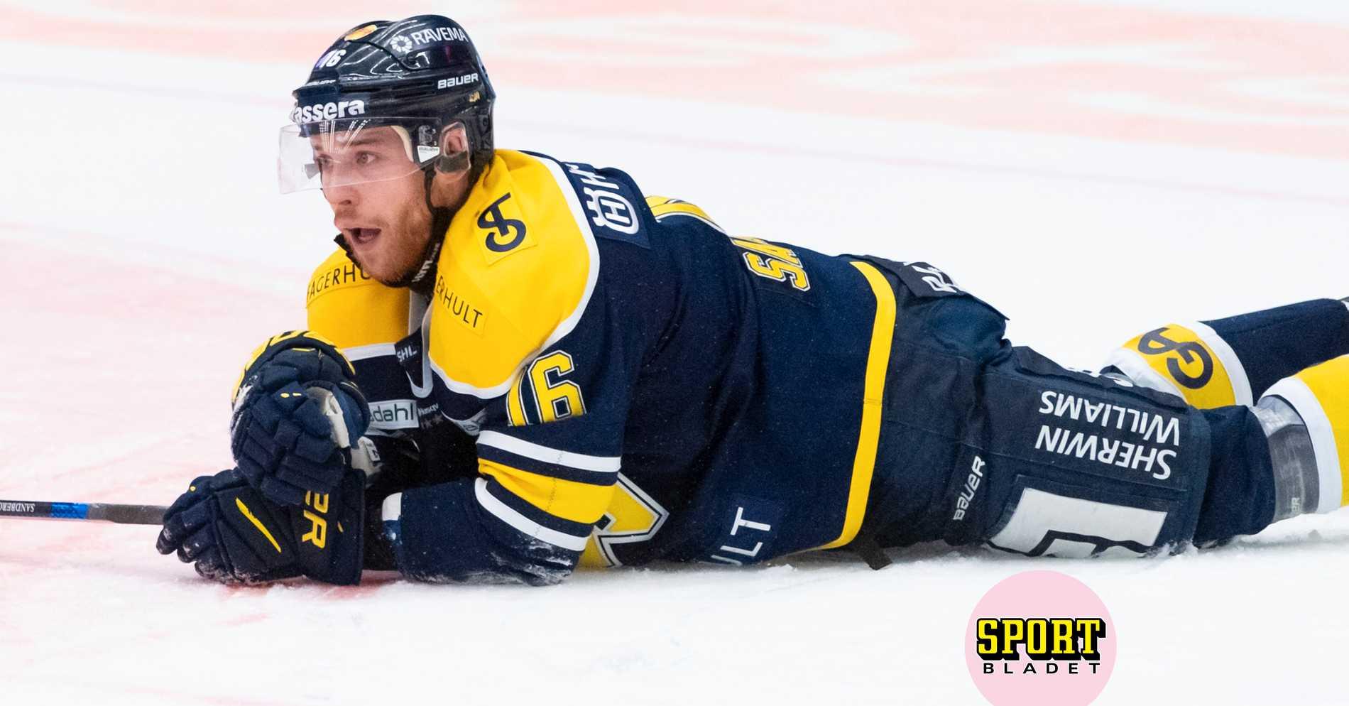 Guldhjälten överens med KHL-klubb