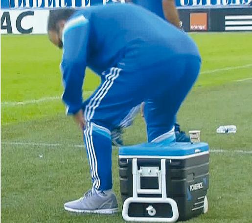 En intet ont anande Marcelo Bielsa. Foto: BeIn Sports.