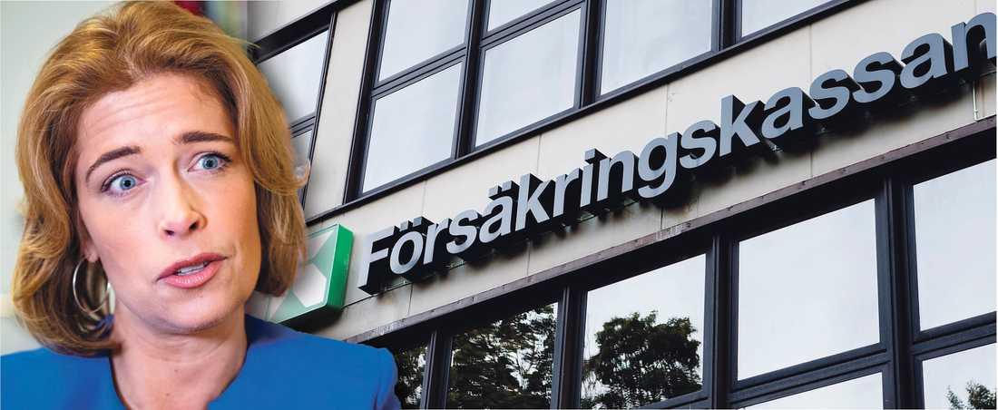 Socialförsäkringsminister Annika Strandhäll gav Försäkringskassan i uppdrag att pressa ner sjuktalen. Det lyckades – men priset blev högt för Sveriges sjuka.
