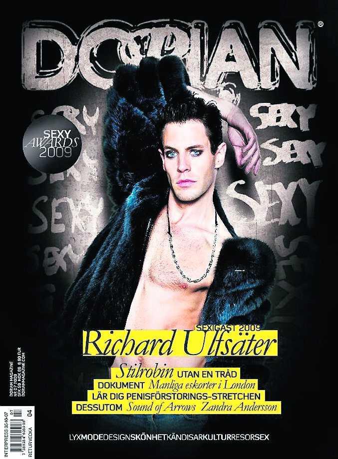 Magasinet Dorian finns ute nu.