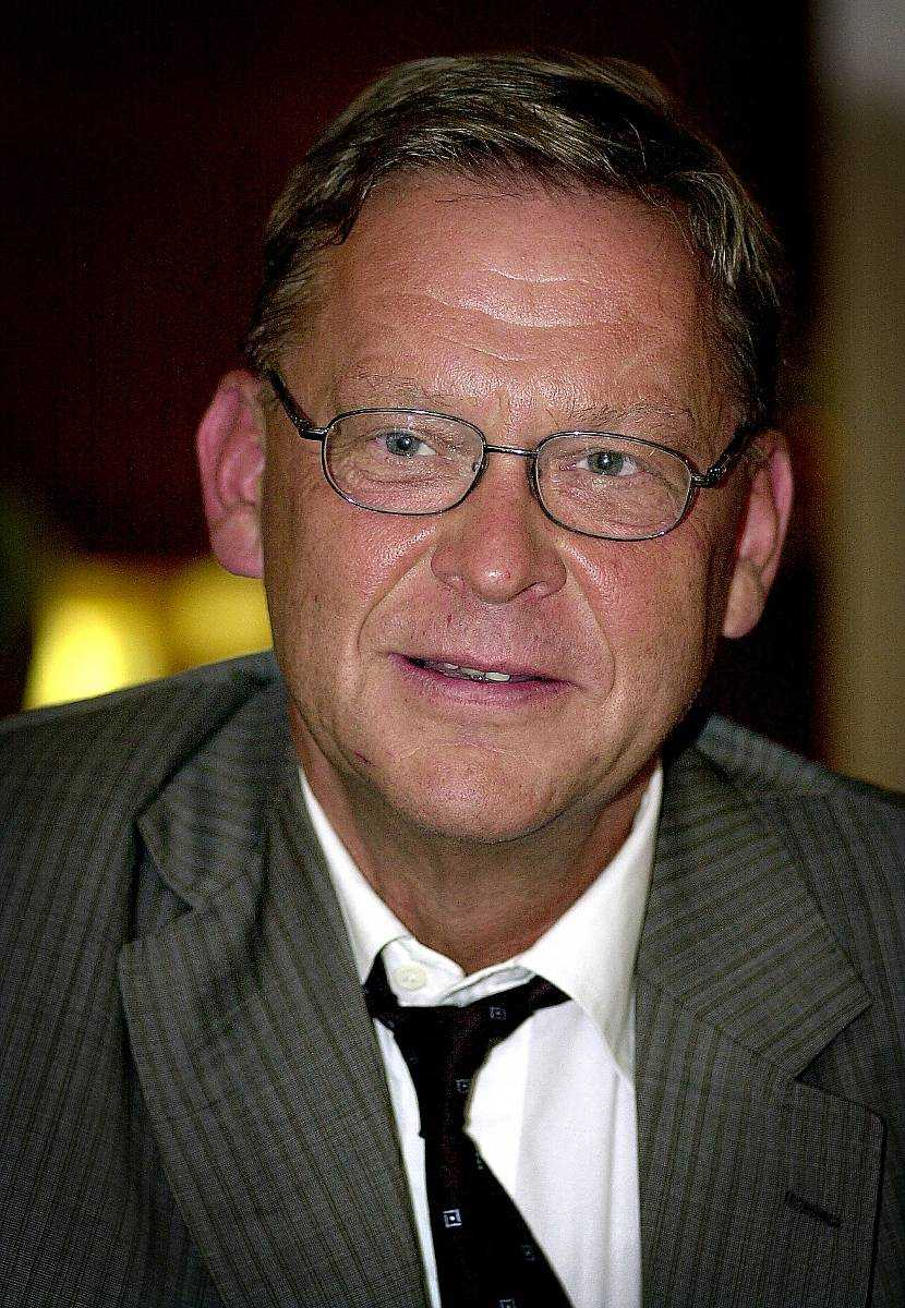 """Professor Bengt Winblad vid Karolinska institutet är positiv till bromsmedlet. """"Det här skattas som det mest positiva på länge i forskningsvärlden"""", säger han."""