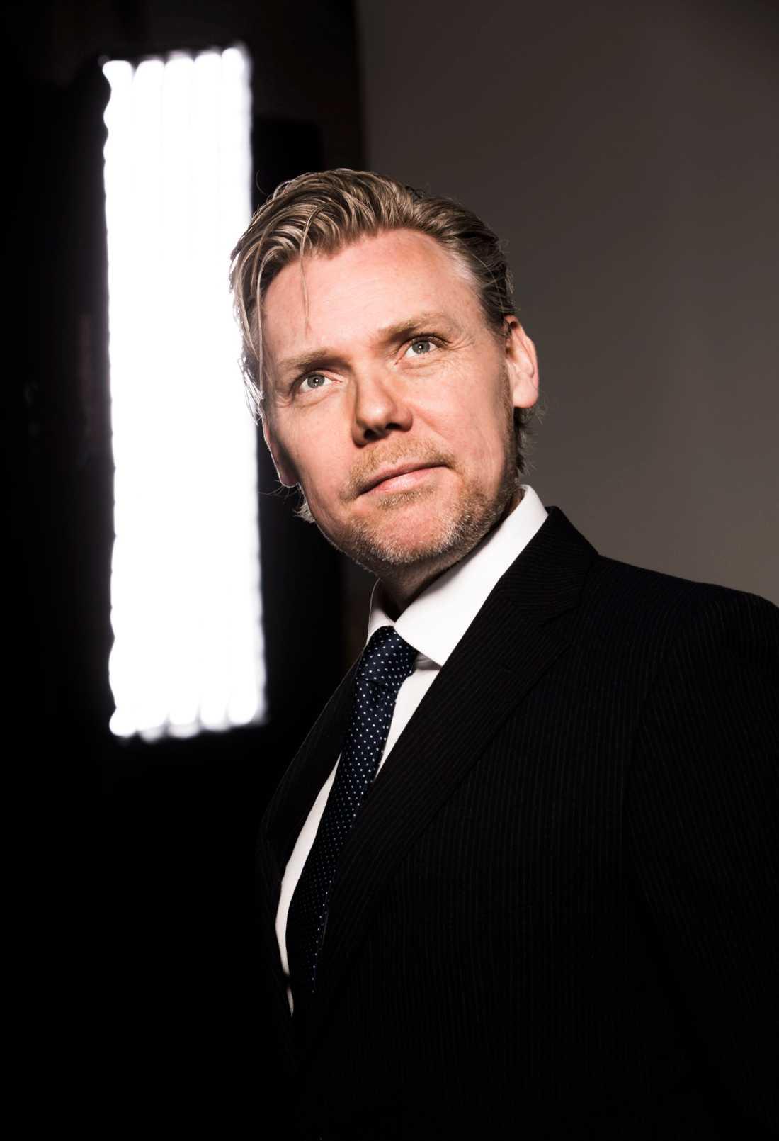 Hovsångaren Karl Magnus Fredriksson kommer att uppträda på prinsdopet.
