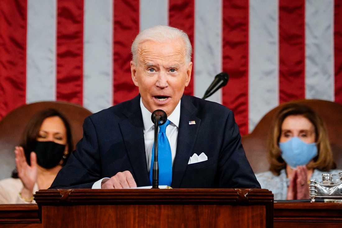 Bidens första tid i Vita huset har karakteriserats av en mer radikal politik än förväntat, skriver Wolfgang Hansson.