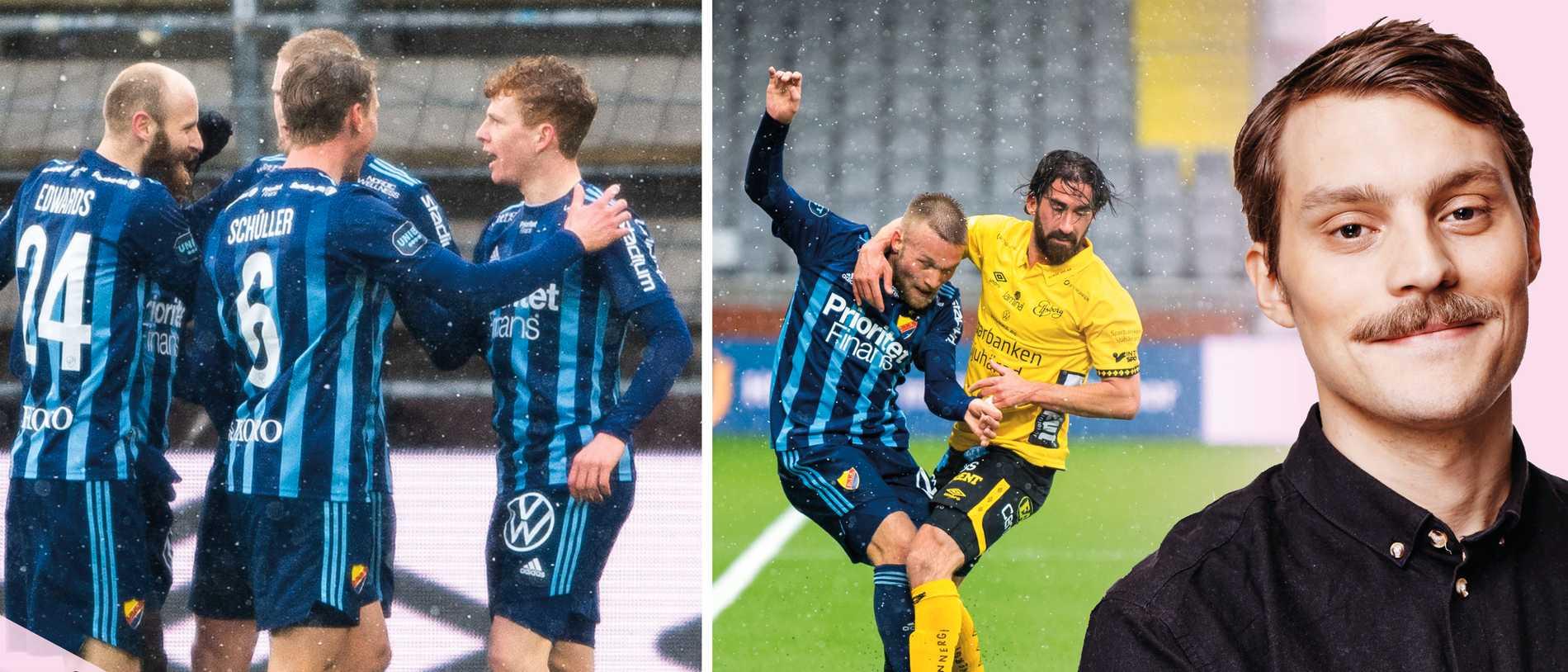 Fem punkter: Elfsborg–Djurgården