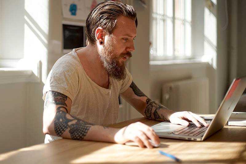 Tobias Svenlöv har startat appen med två vänner.