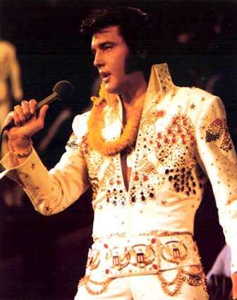 3 Elvis Presley.