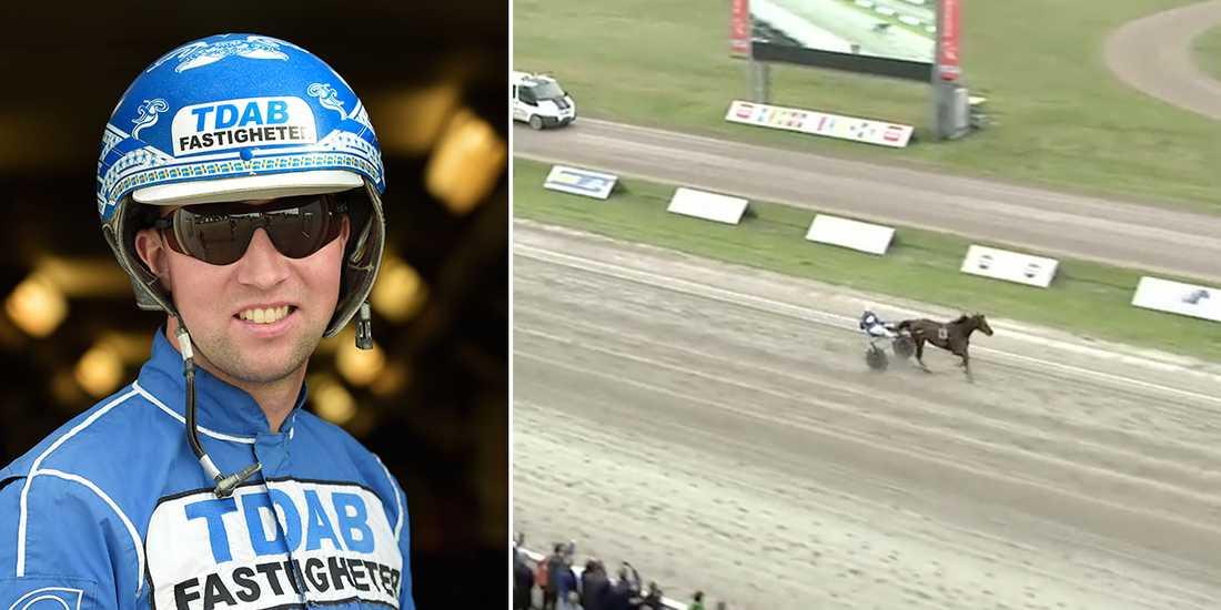 Rikard N Skoglund vann Grosser Preis von Deutschland i överlägsen stil