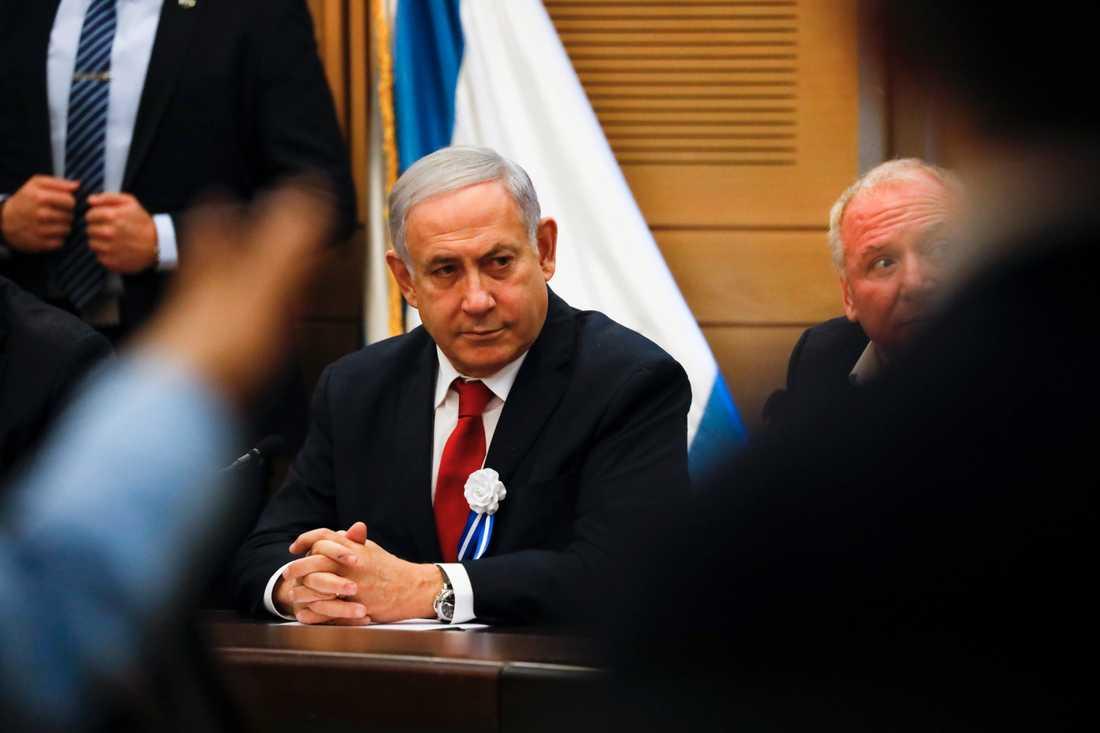 Benjamin Netanyahu misslyckades att bilda regering. Arkivbild.
