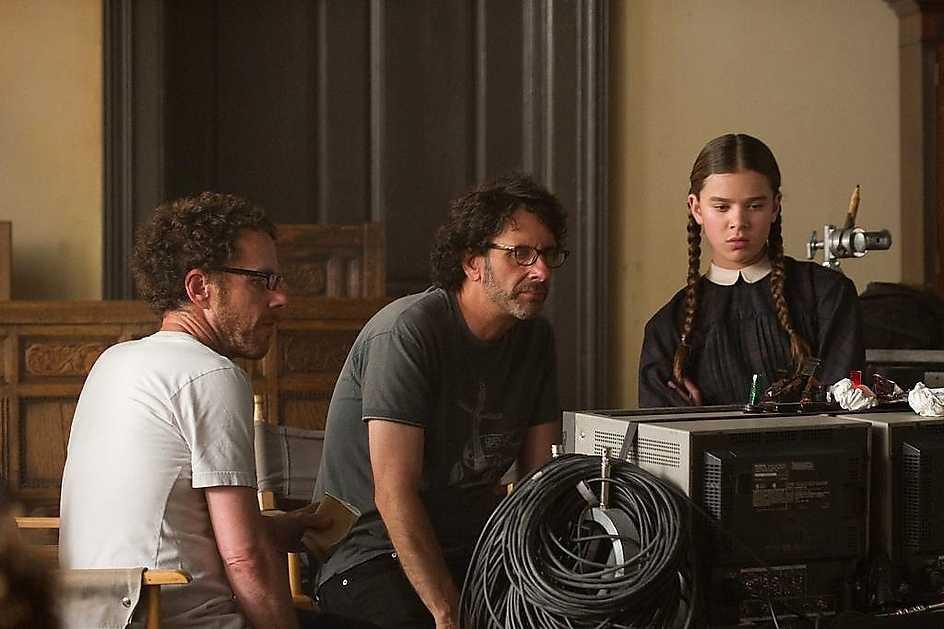 Joel Coen regisserar Hailee.