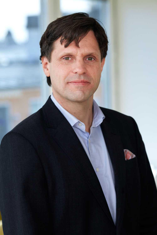 Bernd Schmitz, presschef vid SBAB.