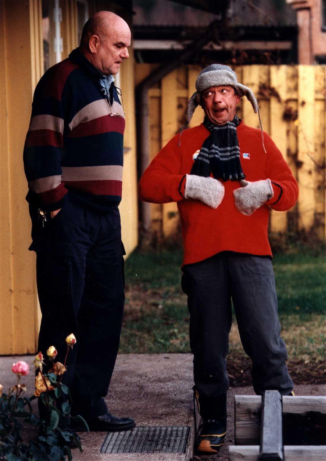 Roland Janson och Björn Skifs.
