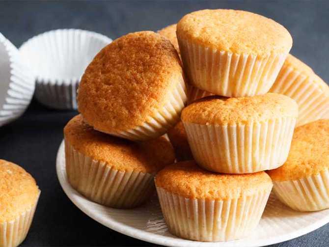 Muffins –  enkelt recept på saftiga och goda.