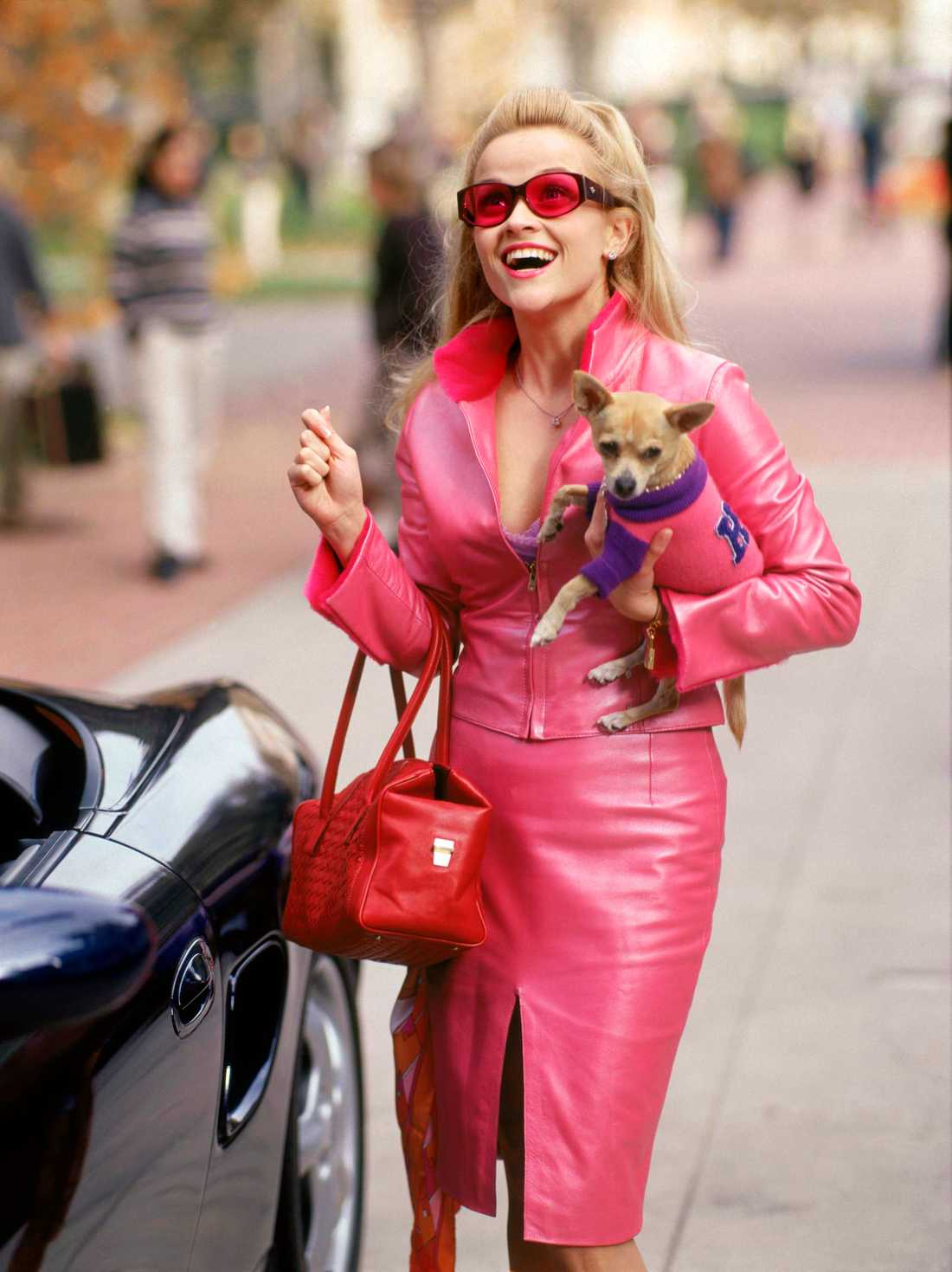 "Reese Witherspoon i ""Legally blonde"""