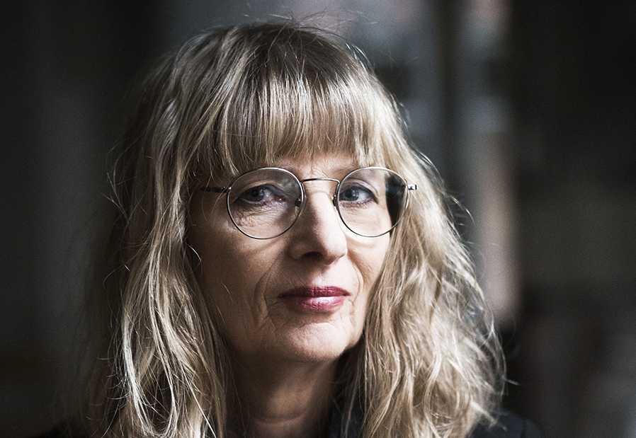Författaren och översättaren Ida Andersen ger ut  sin andra roman I oxögat.