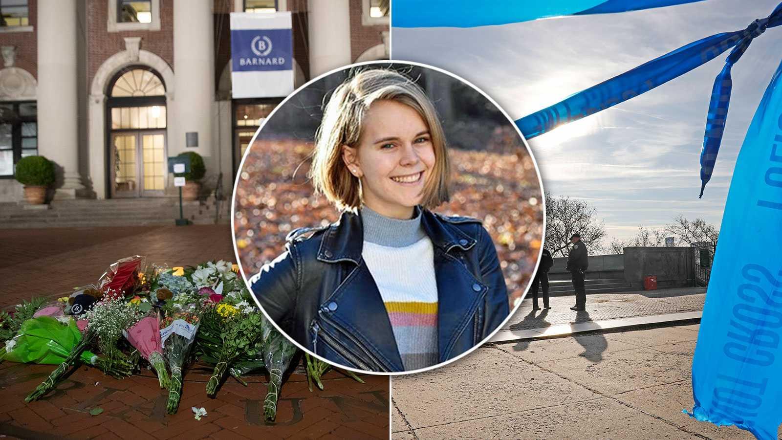 """Tessa, 18, mördad i parken: """"Hon lyste upp världen"""""""