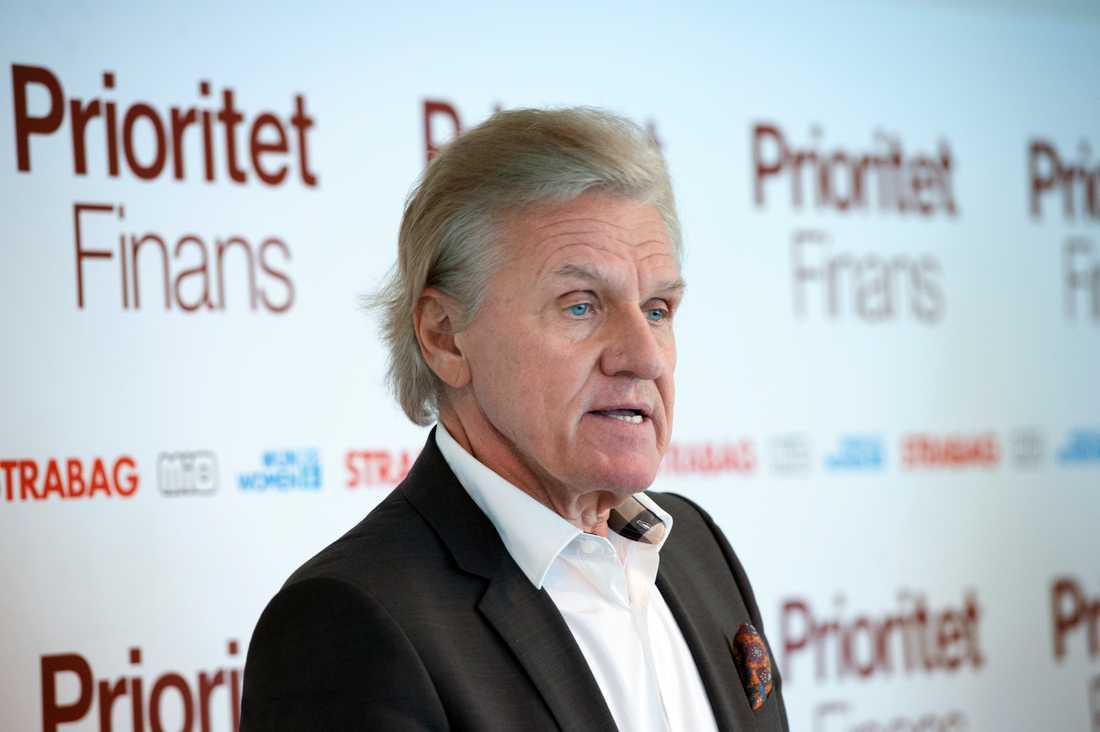 Göteborgs storsponsor Nils Wiberg beklagar beslutet att lägga ner elitverksamheten och dra sig ur damallsvenskan. Arkivbild.