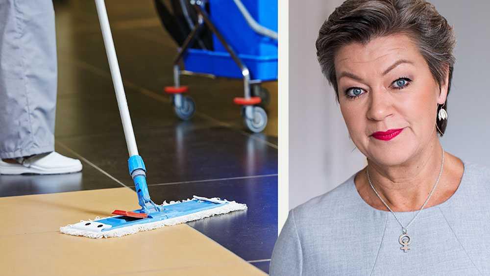 Felaktiga utbetalningar riskerar välfärdssystemens legitimitet och kan medföra stora ekonomiska förluster för hela samhället. Missbruk av subventionerade anställningar kan även innebära att konkurrensen i en bransch snedvrids, skriver Ylva Johansson, arbetsmarknadsminister.