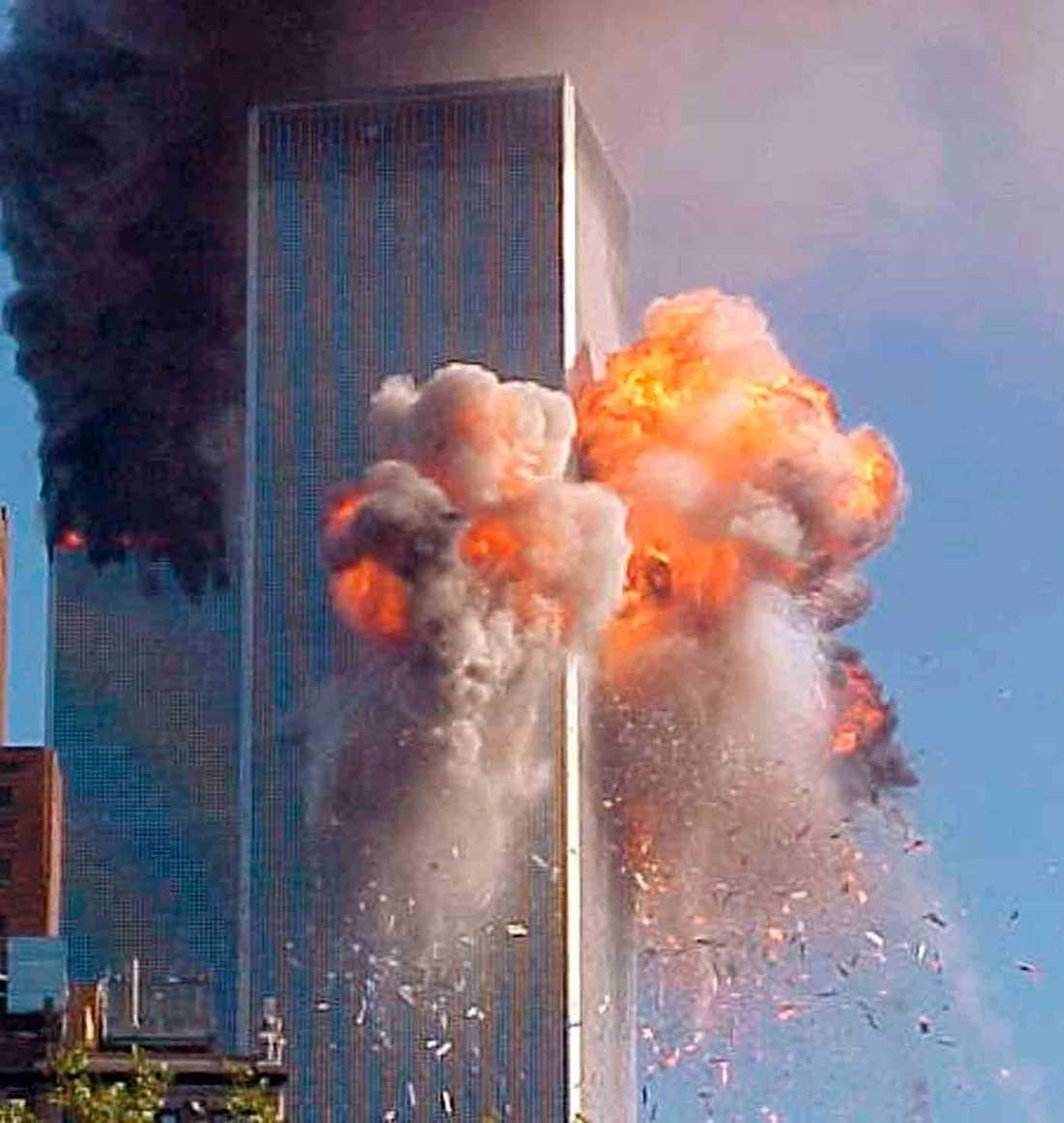 15 år har gått sedan terrorattacken i USA den 11 september.