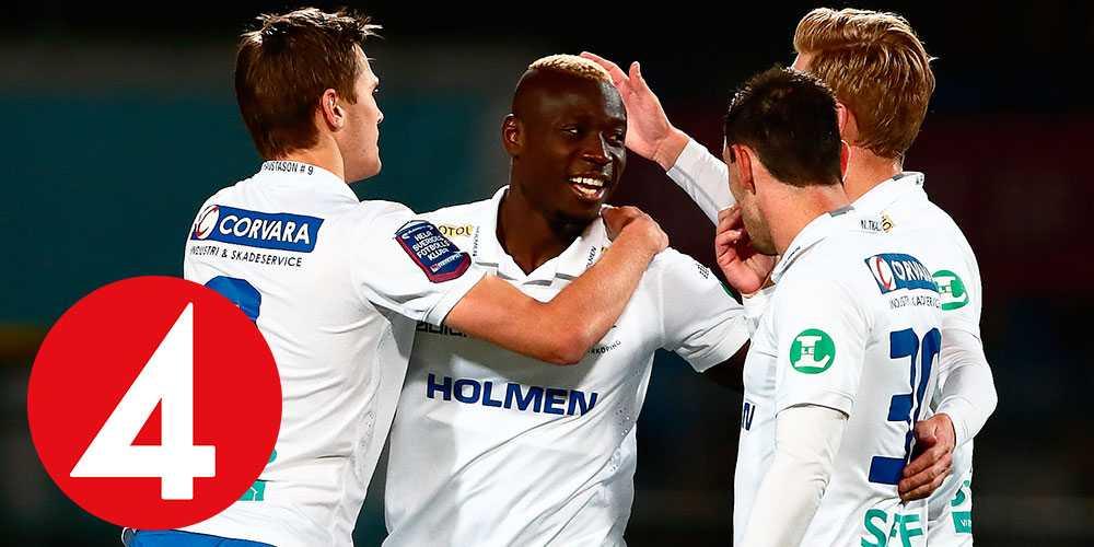 IFK Norrköping möter Malmö FF i säsongens sista allsvenska match