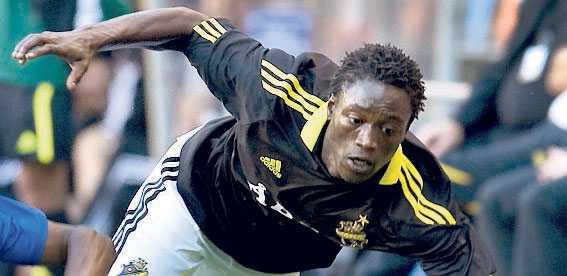 Saihou Jagne fördömer AIK-fansen som ställde till med bråk.