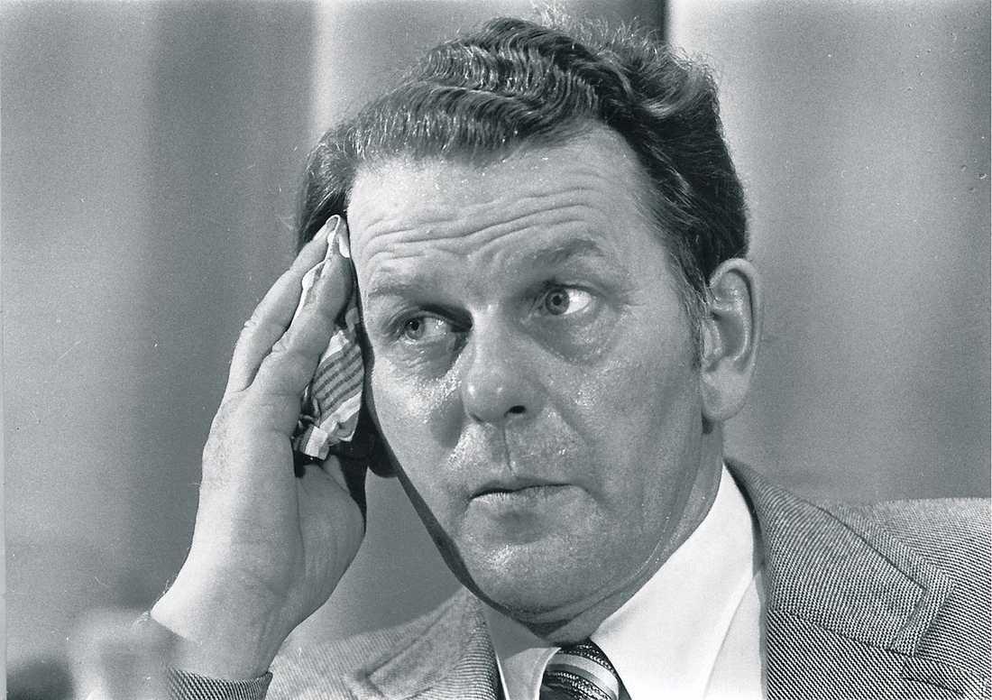 Thorbjörn Fälldin blev statsminister 1979 efter ett svettigt val.