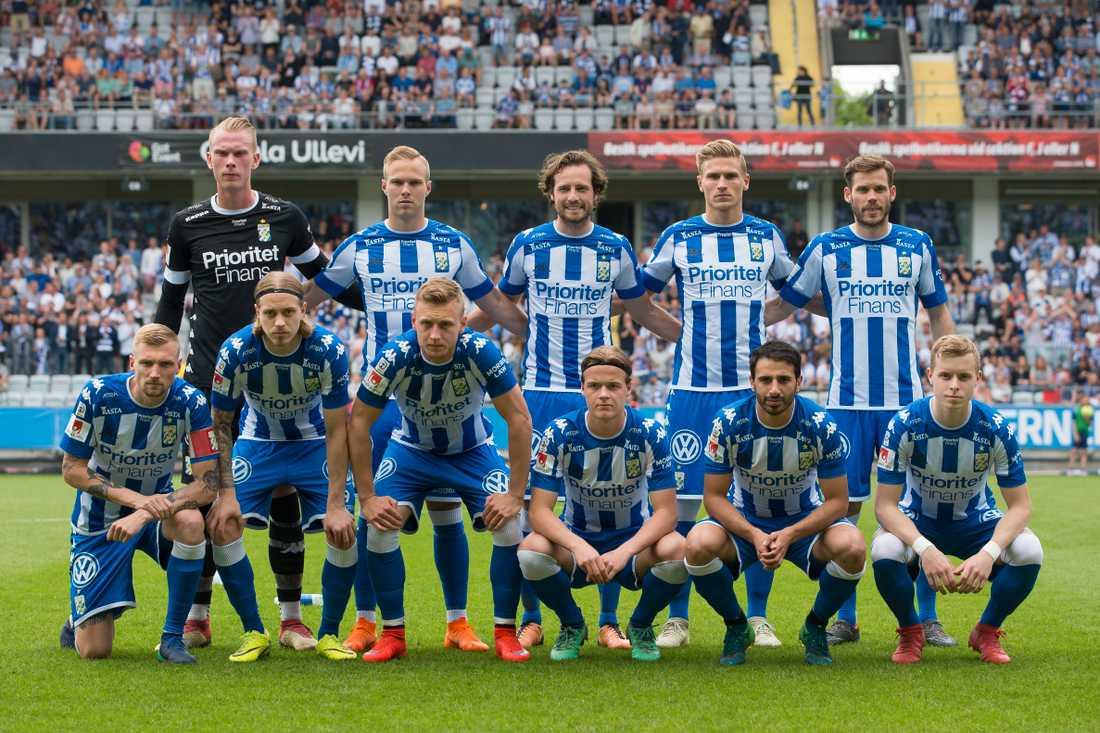 Trots jätteaffären med Pontus Dahlberg gjorde IFK bara 1,3 miljoner i vinst 2018.