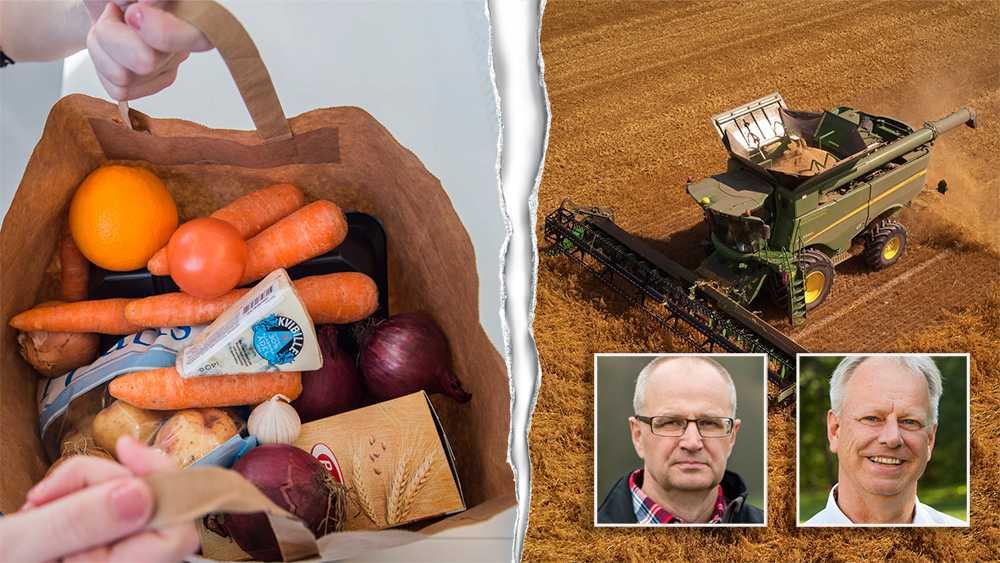 Livsmedelsbutikerna pressar priserna och svenska bönder får ta konsekvenserna av det. Det är en otidsenligt affärsidé som hindrar jordbruket att nå hållbarhetsmålen, skriver LRF.