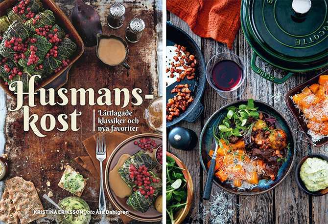 """Recept från boken """"Husmanskost"""" av Kristina Eriksson (Semic)."""