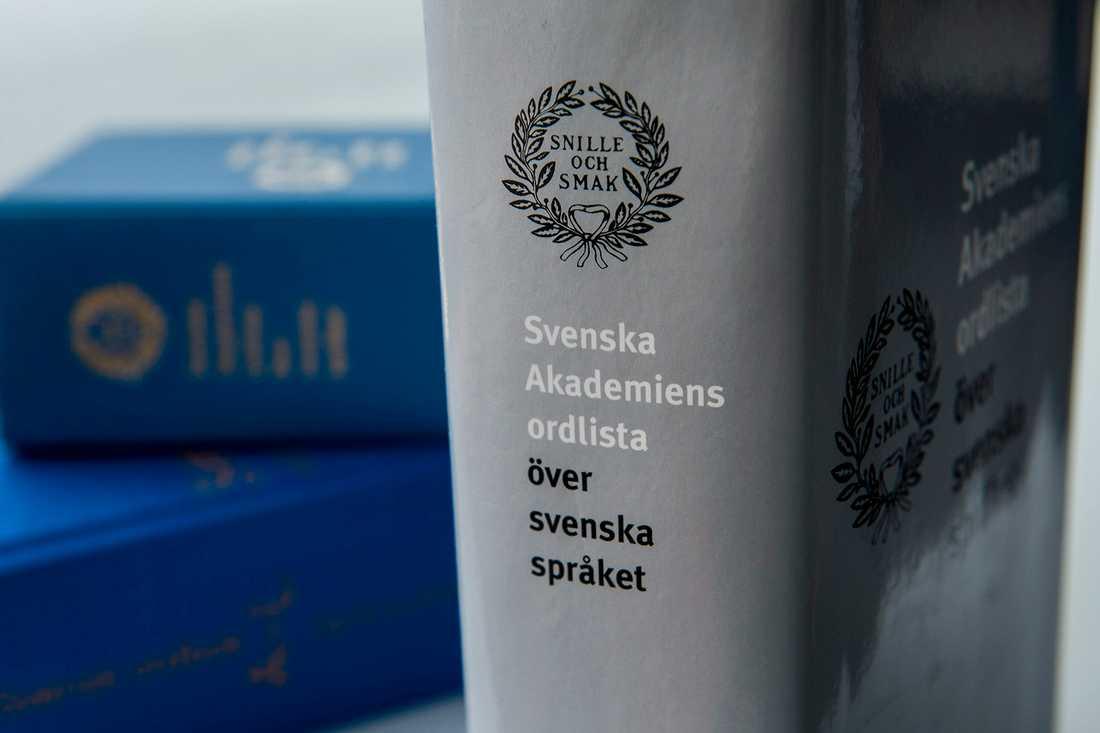 Rädda orden! 1001 svenska ord riskerar att försvinna ur Svenska Akademiens ordlista.