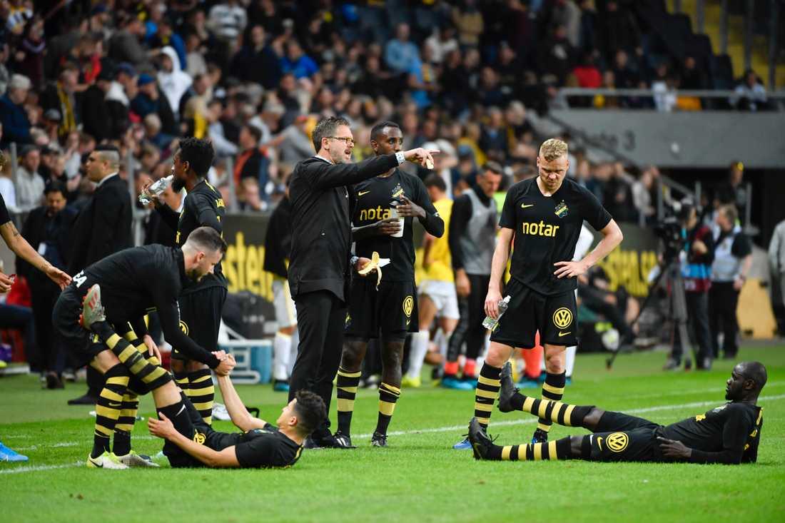 AIK:s sorti mot Maribor får konsekvenser för det allsvenska spelschemat.