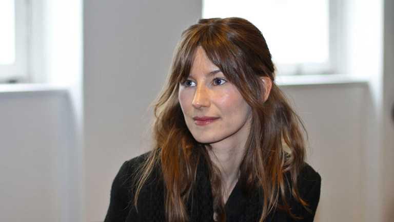 Sara Zacharias.