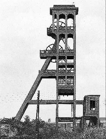 Fodertorn i Valenciennes, Frankrike 1967.