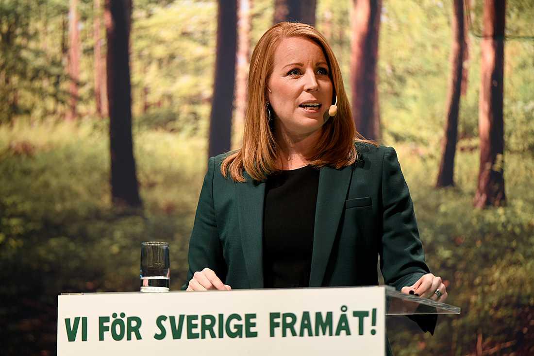 Annie Lööf.