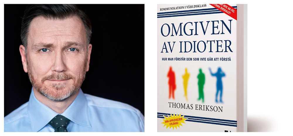 """Boken """"Omgiven av idioter"""" har blivit en riktig succé – nu kommer onlinekursen."""